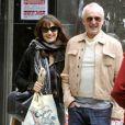 Rachel Weisz et Tim Craig à New York, le 23 octobre 2011.