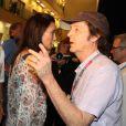 Paul McCartney et son épouse Nancy étaient mi-novembre à Abu Dhabi au moment où s'y courait le Grand Prix de Formule 1, le 13 novembre 2011. Macca reprenait à cette date le cours de sa tournée.