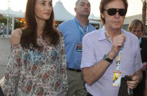 Paul McCartney et Nancy Shevell: La dolce vita à 100 à l'heure des jeunes mariés