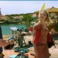 """Tonya Kinzinger dans Camping Paradis"""
