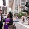 Mickaël en pleine interview dans les Anges de la télé-réalité 3, mercredi 16 novembre 2011, sur NRJ 12