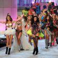 Défilé Victoria's Secret le 9 novembre 2011 à New York
