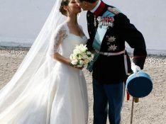 TOUTES LES PHOTOS : Le mariage féerique d'une petite Française devenue Altesse Royale !