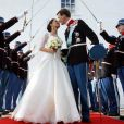 Mariage de Marie Cavallier et de Joachim de Danemark :