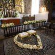 Mariage de Marie Cavallier et de Joachim de Danemark : visite de la chapelle