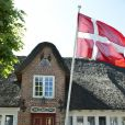 Mariage de Marie Cavallier et de Joachim de Danemark : lieu où sera donné le banquet privé