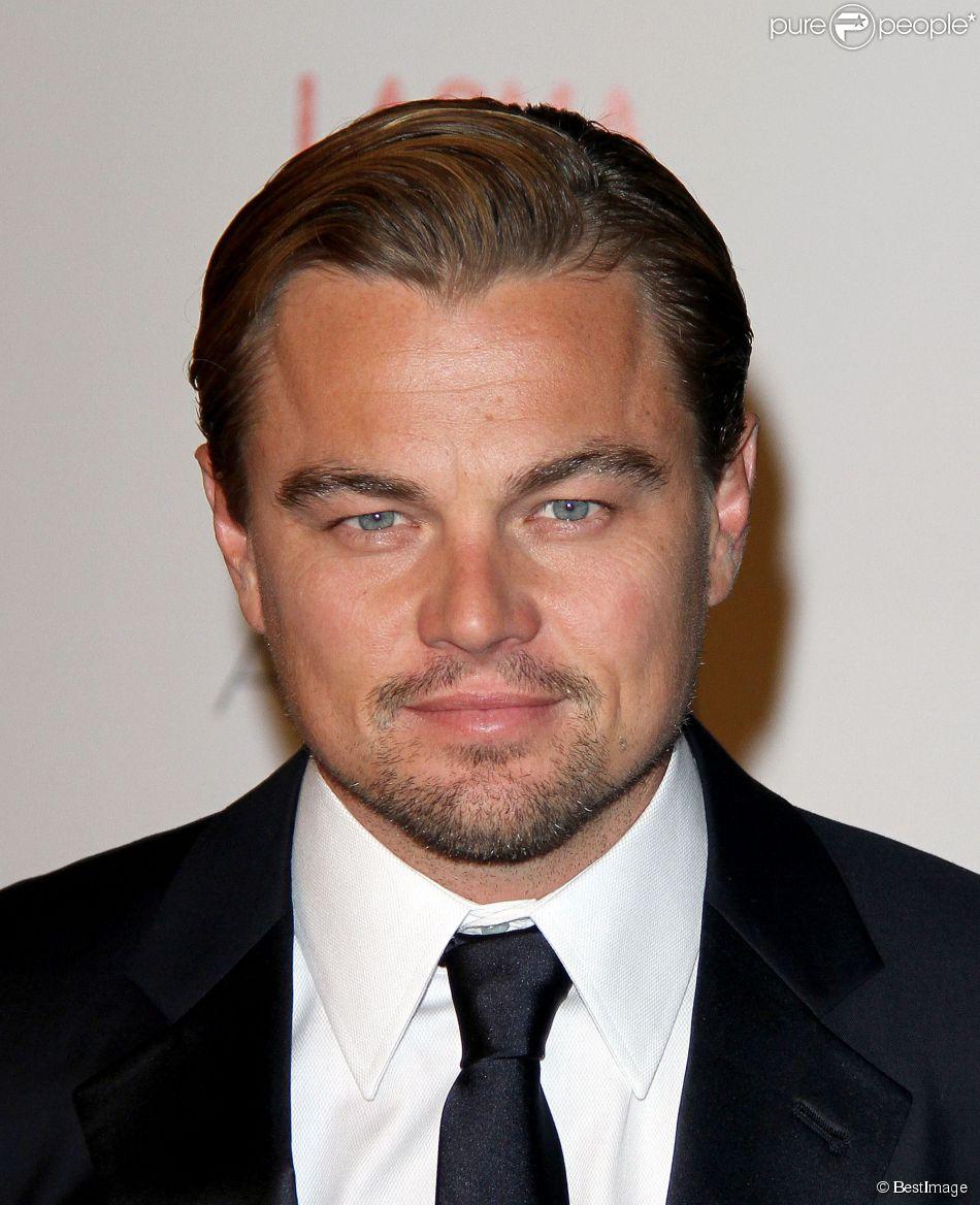 Leonardo DiCaprio le 5 novembre 2011 au gala du LACMA à Los Angeles