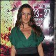 Salomé Stévenin lors de l'ouverture du premier festival international du film fantastique, à Paris, le 23 novembre 2011
