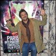 Patrick Mimoun lors de l'ouverture du premier festival international du film fantastique, à Paris, le 23 novembre 2011