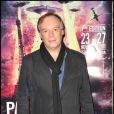Christophe Gans lors de l'ouverture du premier festival international du film fantastique, à Paris, le 23 novembre 2011