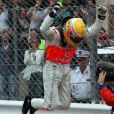 Lewis Hamilton gagne le GP de Monaco