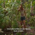 Patricia dans la forêt dans Koh Lanta 11, vendredi 25 novembre 2011, sur TF1