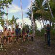 Denis et les aventuriers dans Koh Lanta 11, vendredi 25 novembre 2011, sur TF1