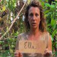 Patricia vote contre Ella dans Koh Lanta 11, vendredi 25 novembre 2011, sur TF1