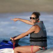 Stacy Keibler : La petite amie de George Clooney est accro aux sensations fortes