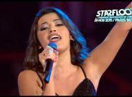 Karima Charni, sexy, met le feu à Bercy avec la bombe Inna et un invité surprise