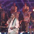 Reel 2 Real lors de l'enregistrement de l'émission Les années Bonheur, diffusée le 10 décembre 2011 sur France 2