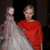 Anna Sherbinina et Chantal Thomass présentent d'adorables Frimousses