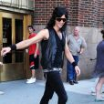 Luc Carl à New York, le 18 juillet 2011.