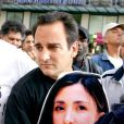 L'ex-mari d'Ingrid Betancourt, Juan Carlos Lecompte, en 2005 à Paris