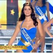 Miss France 2012 : Les 33 Miss se dévoilent ensorcelantes en maillots de bain