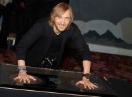 David Guetta entre dans l'histoire sous le regard de sa femme Cathy