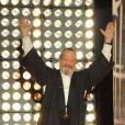 Terry Gilliam au Festival international du film de Marrakech, le 6 décembre 2011.