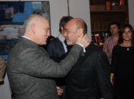 John Malkovich: Sa délicieuse soirée avec Christian Louboutin, et son birthday !