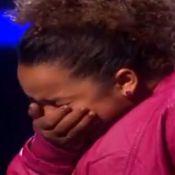 X Factor U.S. : La jeune Rachel Crow éliminée, elle s'effondre sur scène