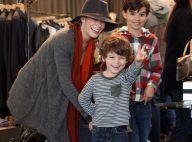 LeAnn Rimes : Une vraie mère poule avec les fils de son mari Eddie Cibrian