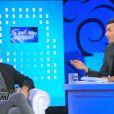 Mustapha El Atrassi et Laurent Baffie se lance des vannes dans la bande-annonce de La Nuit nous appartient le jeudi 15 décembre à 22h30 sur Comédie +