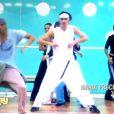 Cours de danse dans Star Academy : Dix ans d'émotion, sur NRJ 12