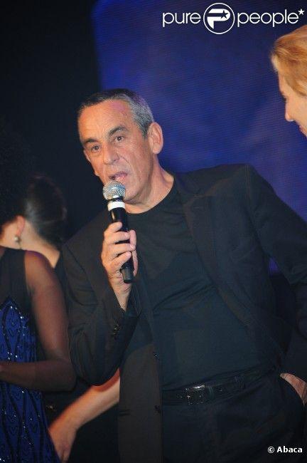 Thierry Ardisson à Paris, en septembre 2011