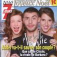 Le magazine Télé 7 Jours en kiosques le lundi 19 décembre 2011.