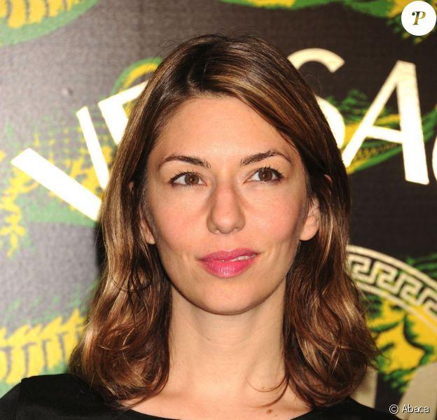 Sofia Coppola a réalisé la vidéo publicitaire pour la collaboration entre Marni et H&M. New York, le 8 novembre 2011.