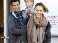 Jessica Alba : shopping en famille avec les adorables Honor et Haven