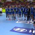 Les handballeuses françaises ont perdu la finale des championnats du monde de hand le 18 décembre 2011 face à la Norvège 32-24