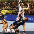 Nina Kanto le 18 décembre 2011 à Sao Paulo au Brésil lors de la finale des Championnats du monde de handball perdue face à la Norvège