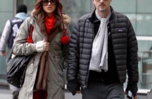 David Arquette : Sortie romantique dans New York avec Christina
