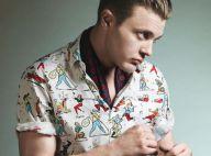 Michael Pitt : Le brillant acteur devient mannequin