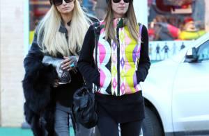 Paris et Nicky Hilton en vacances à Aspen : bien plus sages qu'à Saint-Tropez