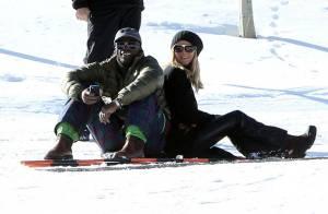 Heidi Klum et Seal : Vacances au ski en famille pour un Noël inoubliable