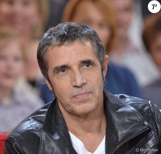 Julien Clerc à Paris, le 26 octobre 2011.