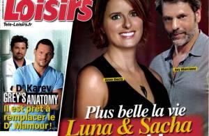 Plus Belle La Vie : Luna et Sacha proches... Et qui est le mystérieux Gaston ?