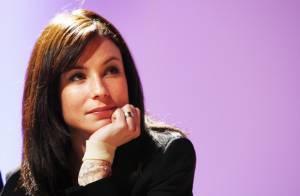 Jennifer Lauret, enfant de la télé, fête ses 20 ans de carrière