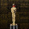 Une affiche créée par un fan pour la nomination de The Dark Knight aux Oscars 2009.