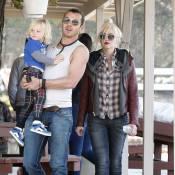 Gwen Stefani : Avec ses deux fils, un dernier jour de l'année tout en douceur