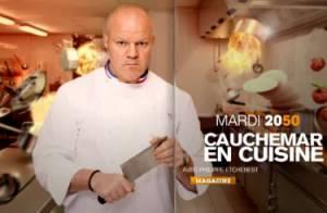 Philippe Etchebest Cauchemar En Cuisine En Larmes J En