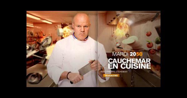Cauchemar en cuisine philippe etchebest p le copie du bouillant gordon ramsay - Gordon ramsay cauchemar en cuisine ...