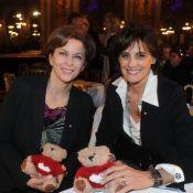Inès de la Fressange, Corinne Touzet et Sylvie Tellier : Beautés au grand coeur